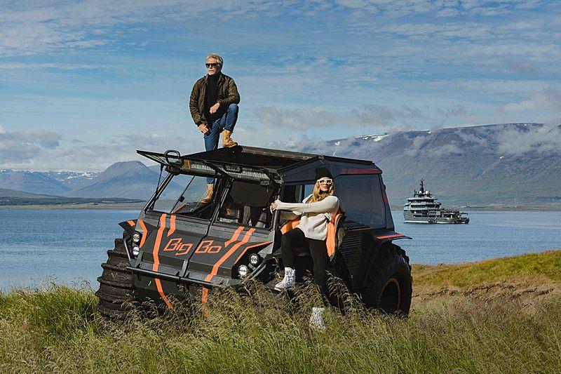 Ragnar yacht lifestyle