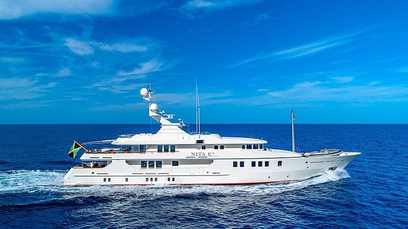 NITA K II yacht Amels
