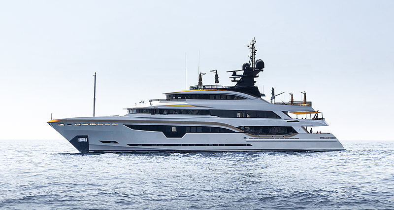 Taiba yacht by Palumbo Superyachts in Capri