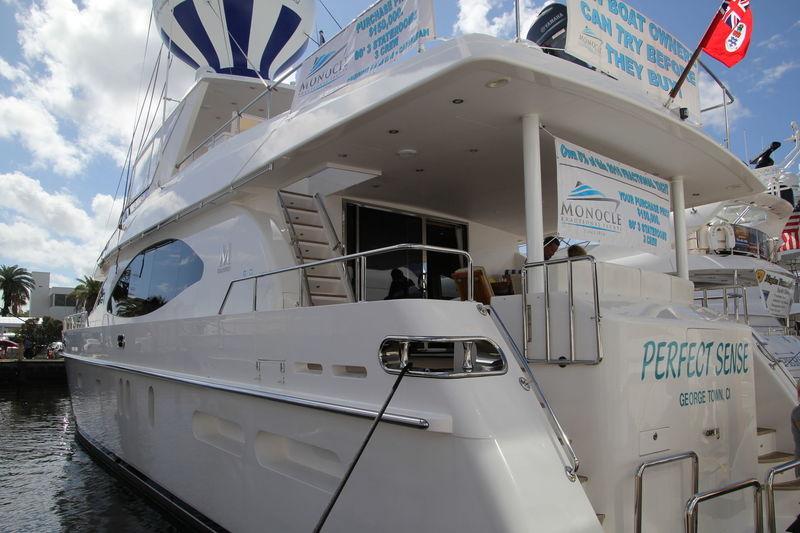 PERFECT SENSE yacht Monte Fino