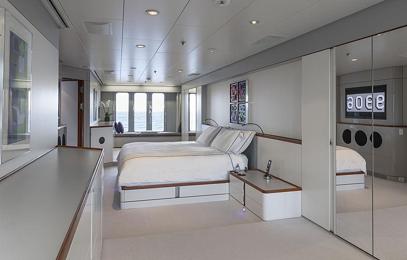 Skat yacht by Lürssen accommodation