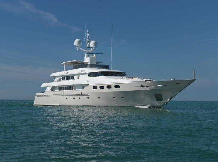 EILEEN yacht Codecasa