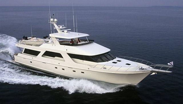 SAFARI yacht Nordlund Boat Company. Inc.