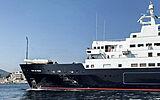 Bleu de Nimes Yacht Clelands Shipbuilding Co Ltd