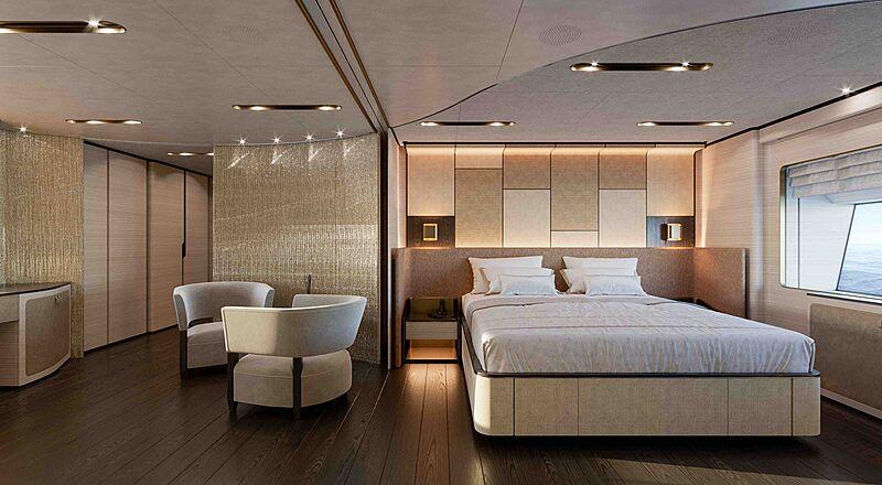 Baglietto 102330 yacht interior