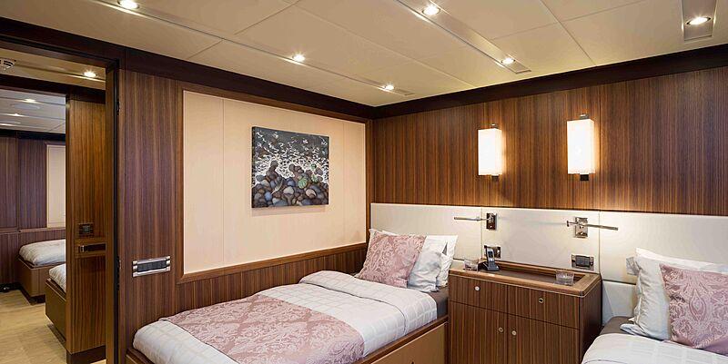 Sea Eagle I stateroom