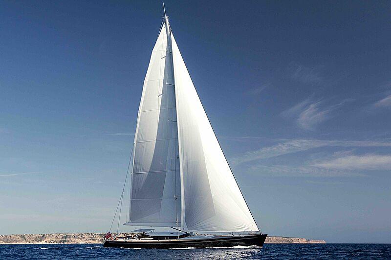 Sea Eagle I cruising