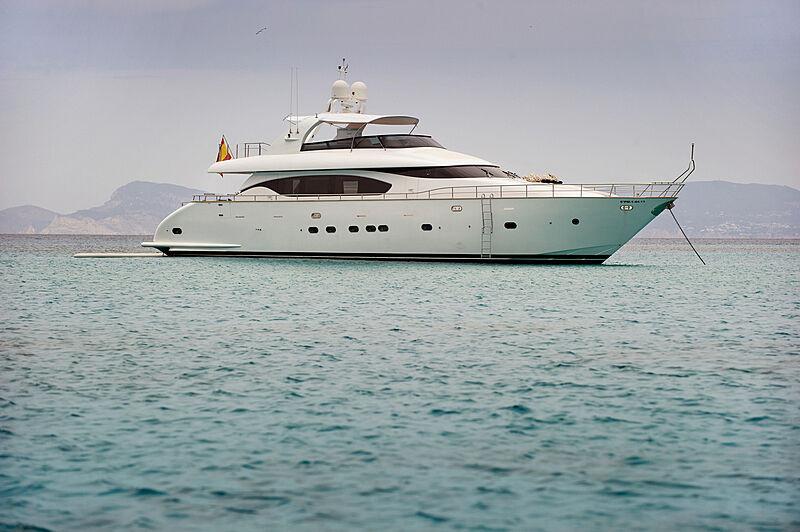 LEX yacht Maiora