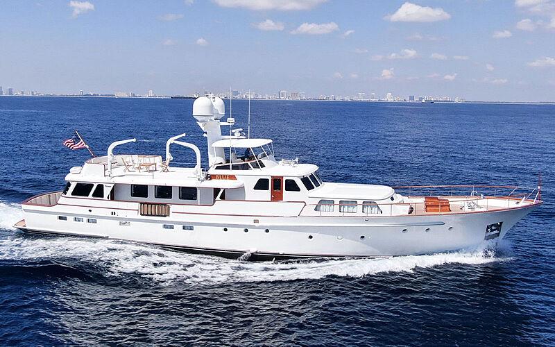 BLUE yacht Feadship