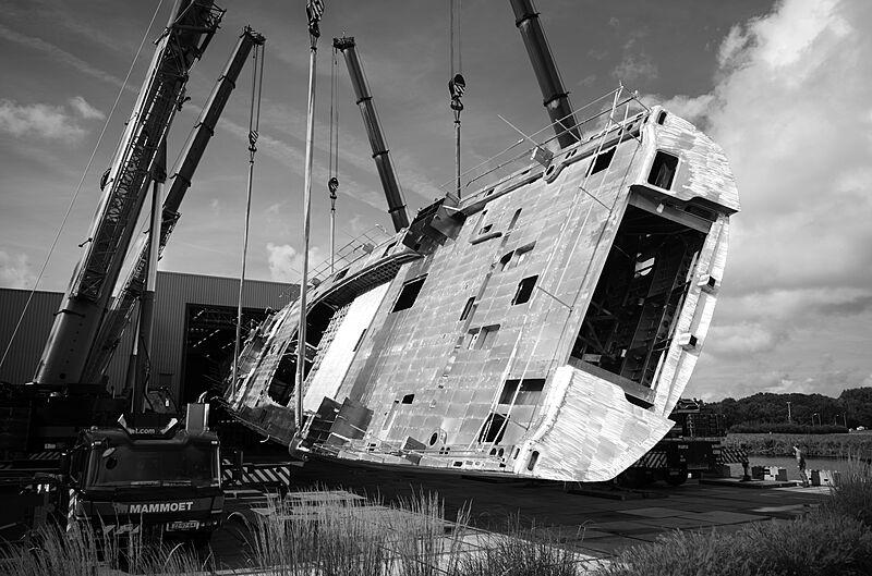 Royal Huisman Project MM597