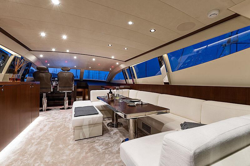 Attitude yacht saloon