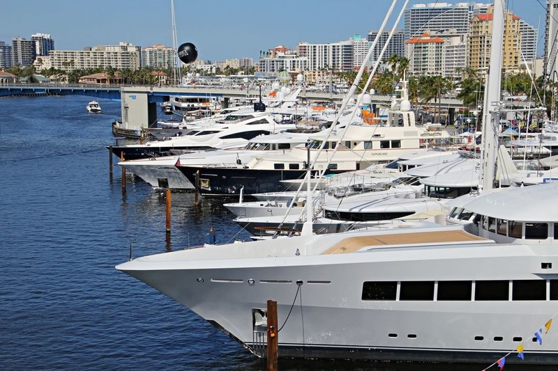 Fort Lauderdale International Boat Show