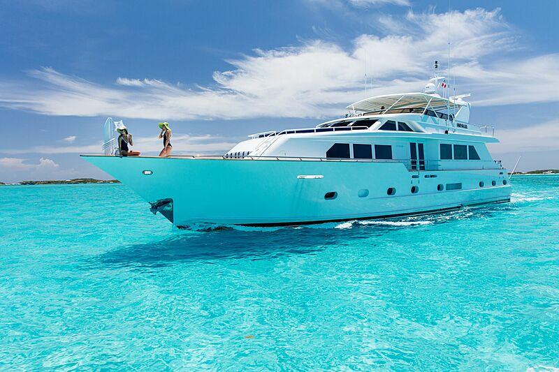 IMPULSE yacht Broward