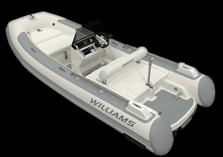 WILLIAMS SPORTJET 460 tender Williams Performance Tenders
