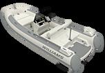 Williams Sportjet 460 tender