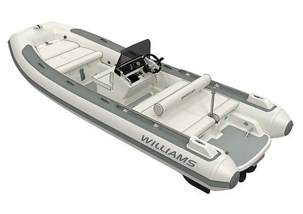 WILLIAMS SPORTJET 520 tender Williams Performance Tenders