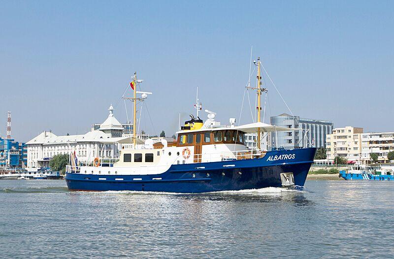 ALBATROS yacht Scheepswerf Schouten