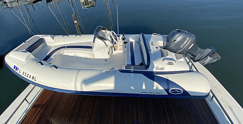 Botti yacht tender