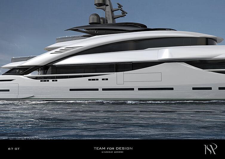 ISA 67GT concept