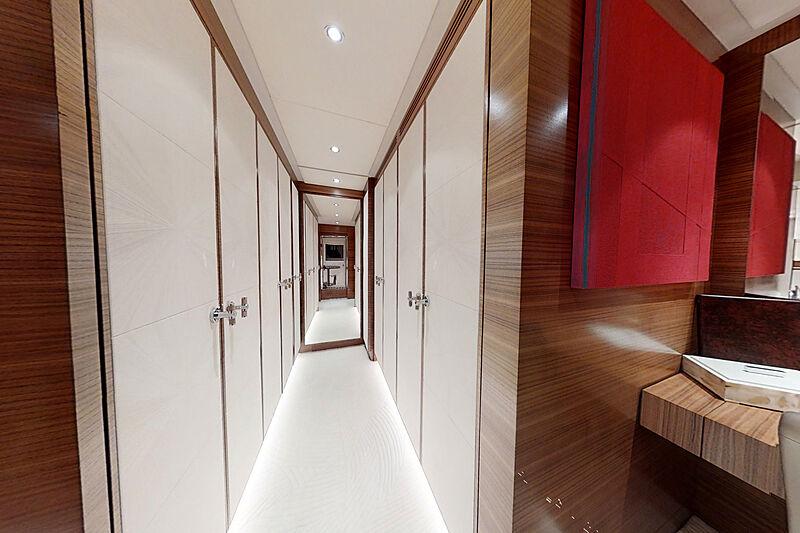Silver Wind yacht interior