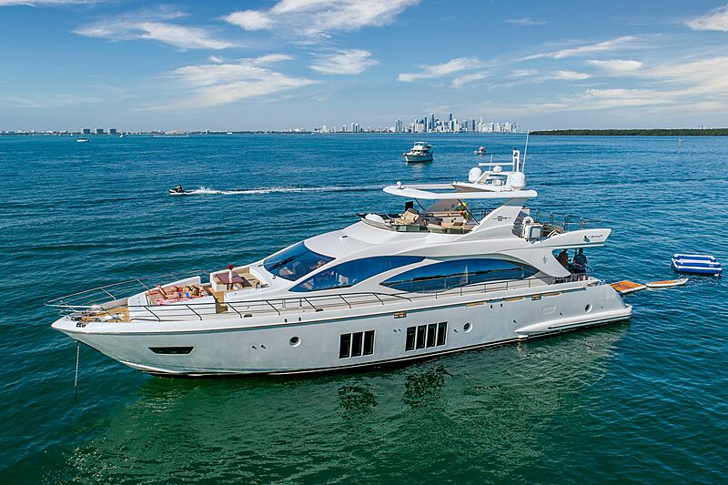 PHOENIX yacht Azimut