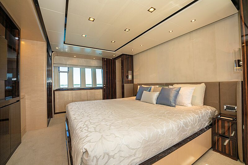 Phoenix yacht stateroom