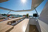 Phoenix yacht deck