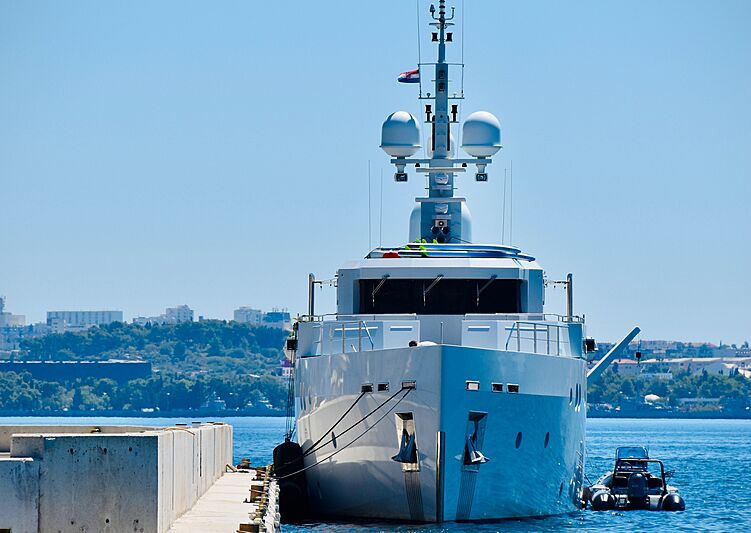 Preference 19 yacht by Tansu in Marina Kastela