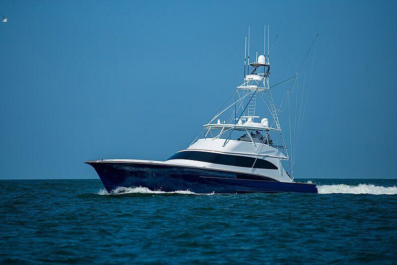 REEL DEVELOPMENT yacht Jarrett Bay Boatworks