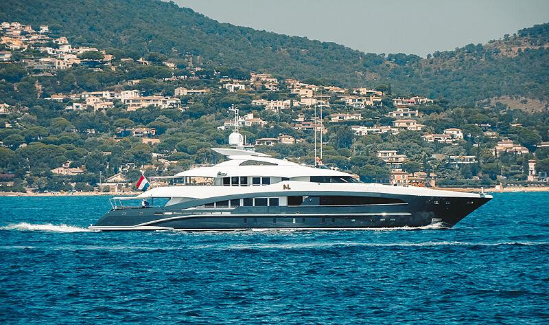 MY LOYALTY yacht Heesen