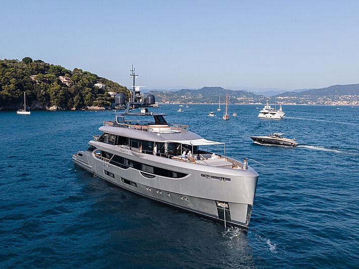 REBECA yacht Benetti