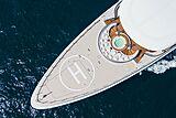Valerie yacht helipad
