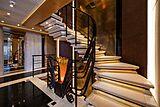 Valerie yacht hall & staircase