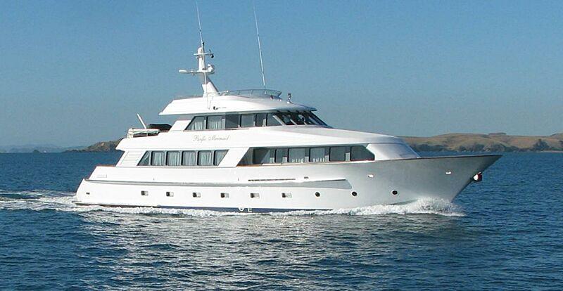 PACIFIC MERMAID yacht Winter Yachts