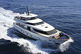 Mia Rocca IX Yacht Sanlorenzo