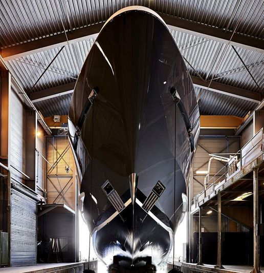 Project Akoya at Heesen in Oss