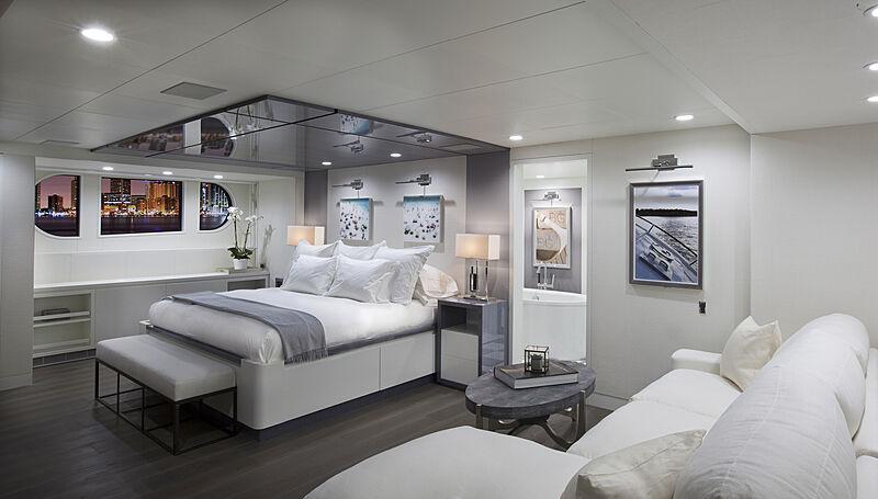 BG yacht interior