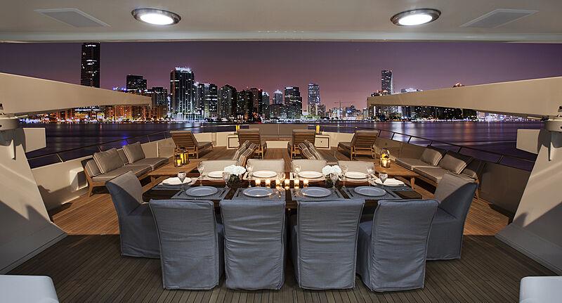 BG yacht deck