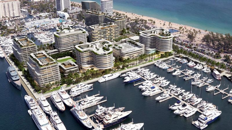 Bahia Mar 2017 Development Plans