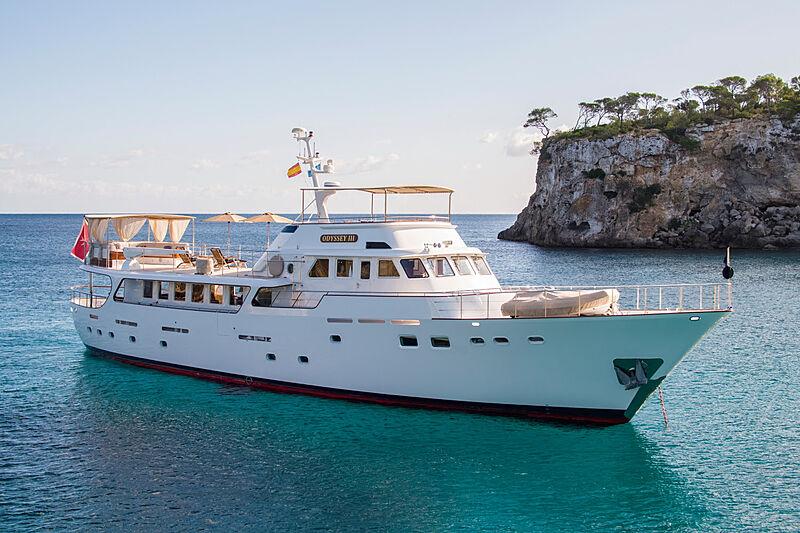 ODYSSEY III yacht Benetti