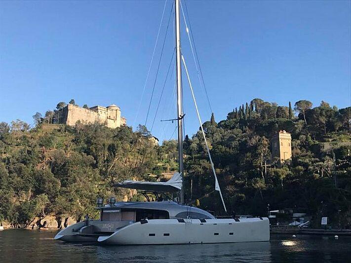 JAMADHAR yacht Magic Yachts