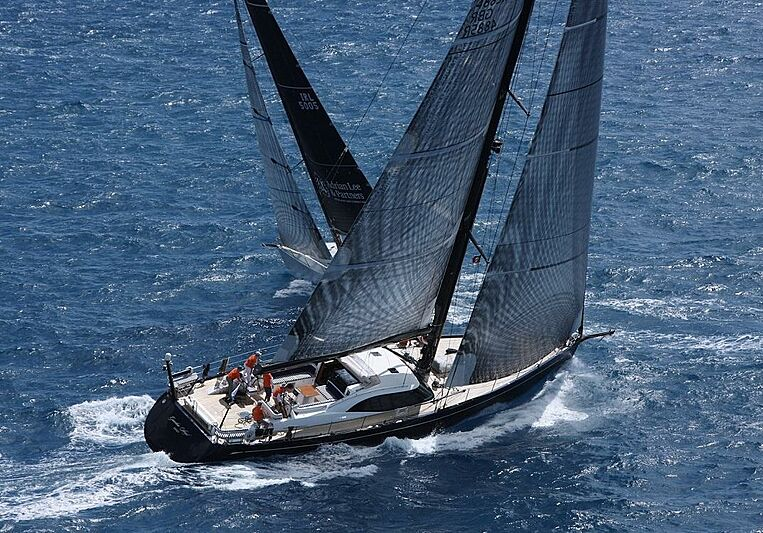 GUARDIAN ANGEL yacht Oyster