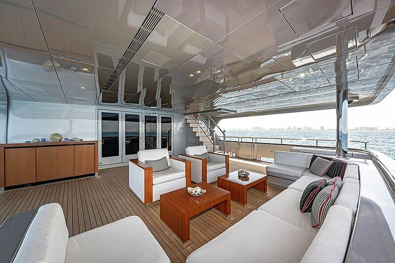 Odessa yacht deck