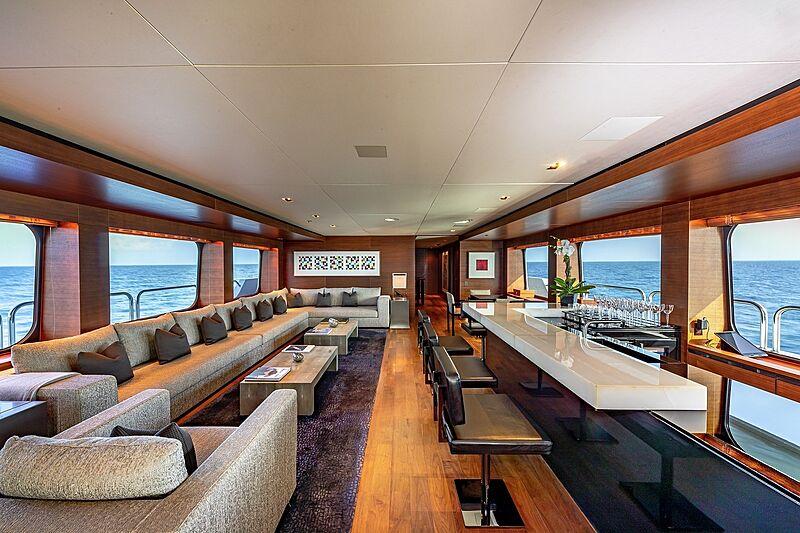 Odessa yacht saloon