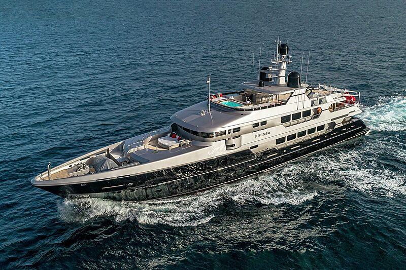 Odessa yacht cruising