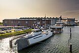 Blue Ocean and La Datcha yachts at Damen Private View Event 2020