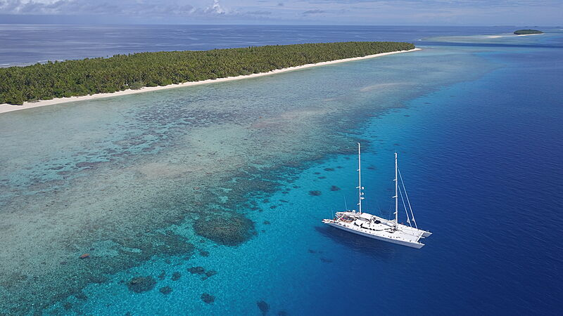 Douce France yacht travel marketing