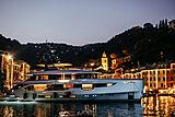 Rebeca yacht in Portofino