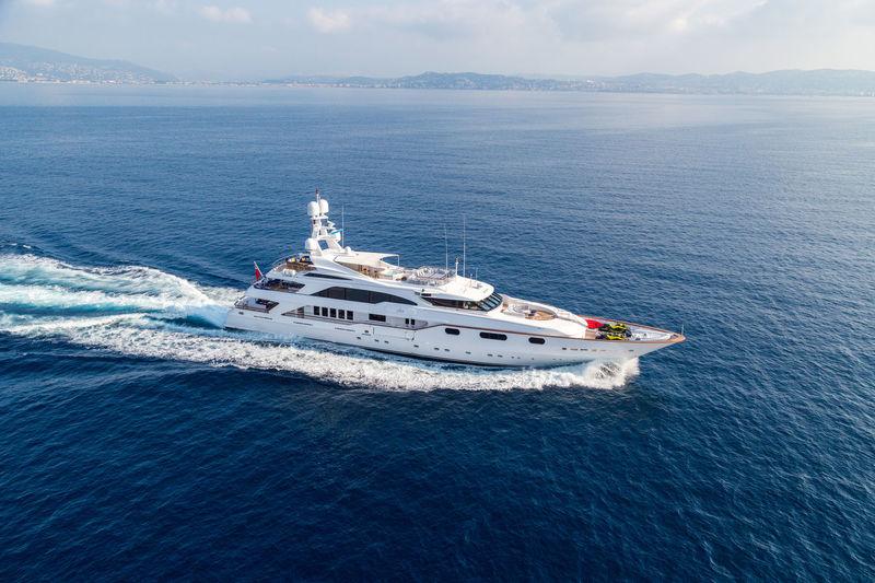 AIR yacht Benetti