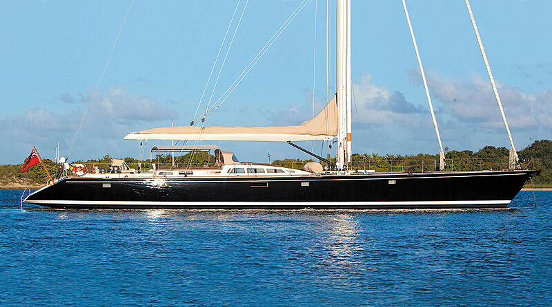 ASAHI yacht Tréhard